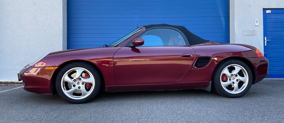 Boxster S (986)